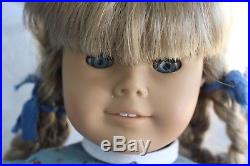 Vintage Pleasant Company Kirsten Doll with Brush Comb American Girl 1986