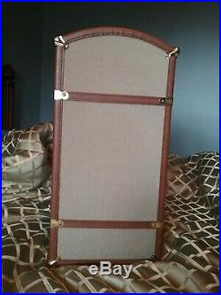 Vtg Retired Pleasant Company American Girl Samantha Steamer Trunk with Mirror
