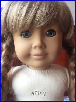 White Body Kristen American Girl Pleasant Company Doll