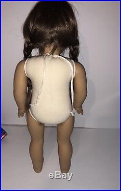 White Body Rare Molly Pleasant Company American Girl Doll