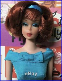 Yes it's Vintage! American Girl Titian Side Part Barbie Doll byApril